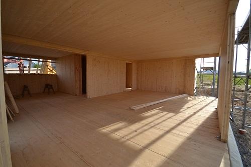 Hess Holzbau Massivholzbau